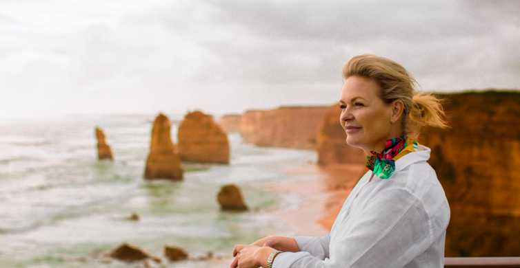 From Melbourne: Great Ocean Road & 12 Apostles Full Day Tour