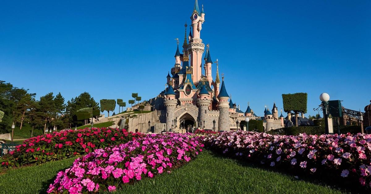 Disneyland Paris 1 Day Ticket Paris France Getyourguide