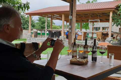 From Tbilisi: Wine Tour of Telavi and Tsinandali
