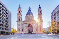 Budapeste: Tour Basílica de Santo Estêvão com Acesso à Torre