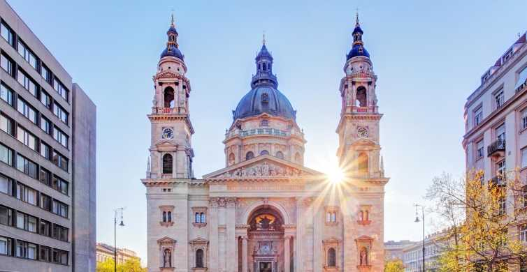 Budapest: St Stephen's Basilica Tour with Tower Access