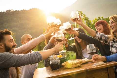 Nafplion: Nemea Vineyards Wine Tour