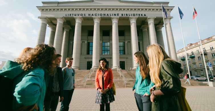Soviet Vilnius Guided Walking Tour