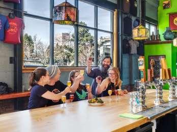 Rundgang durch die Eastside Craft Brewery in Portland