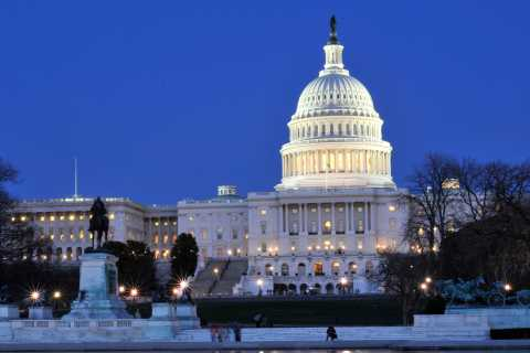 Washington DC: Small-Group 3-Hour Night Tour