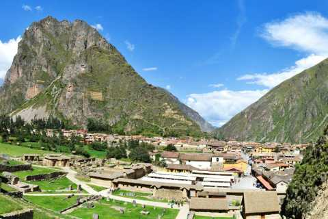 From Cusco: Sacred Valley of the Incas Full-Day Tour