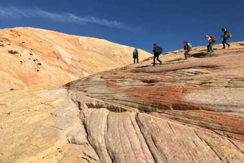 Yellow Rock, Utah: geavanceerde wandeltocht