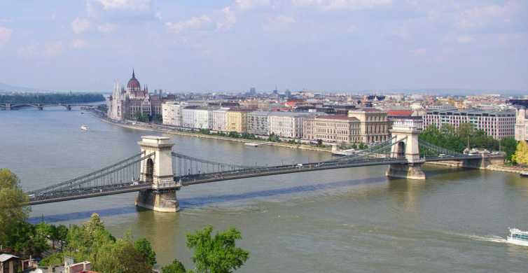 Budapest Tour in 8 Languages