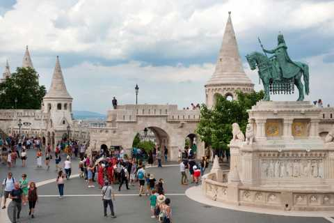 Budapest 3-Hour Walking Tour in Italian