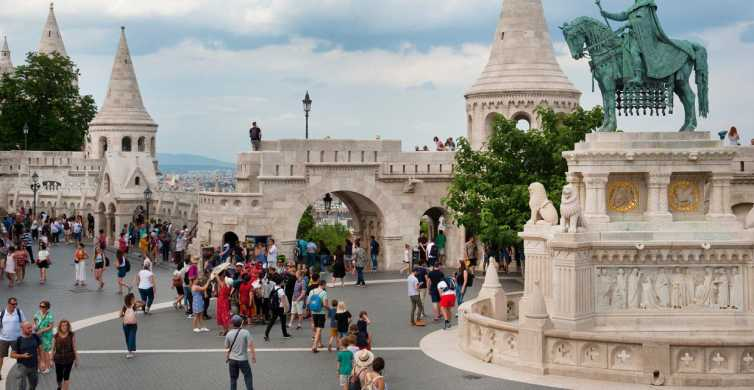 Budapest 3-Hour Walking Tour in Italian