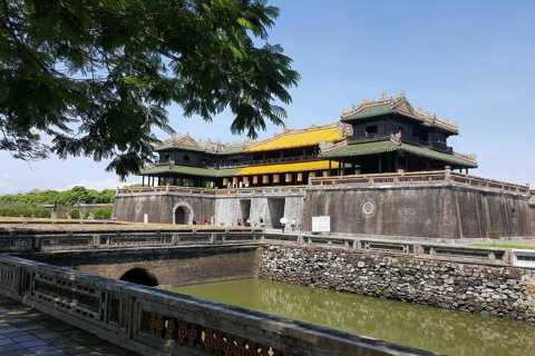 Hue: Full-Day City Tour with Dragon Boat Cruise