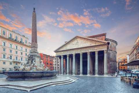 Visita guiada ao Pantheon