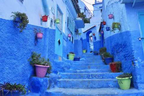 The Beauty of Tetouan and Chefchaouen