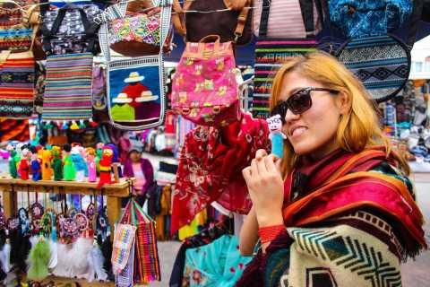 Excursão Turística a Otavalo e Imbabura saindo de Quito