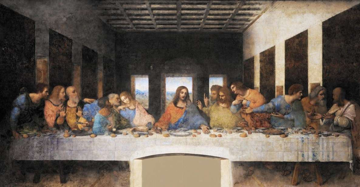 Milan: Da Vinci's Last Supper Skip-the-Line Guided Tour