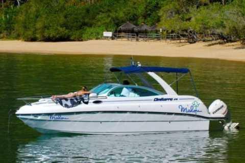 Paraty: Idyllic Islands Private Speedboat Tour