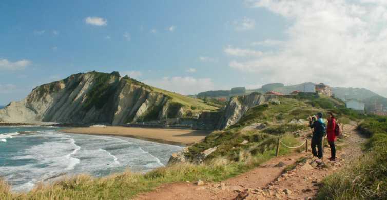 From San Sebastian: Zumaia and Basque Coast Geopark Walk