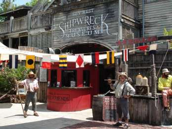 Eintritt ins Key West Shipwreck Treasure Museum