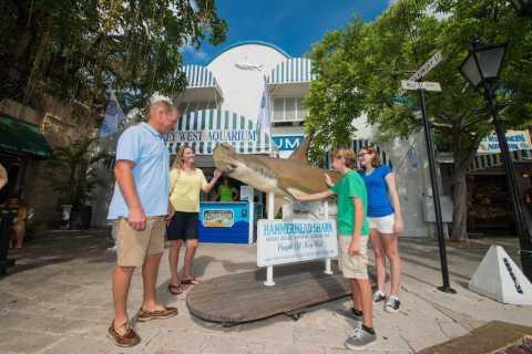 Key West Aquarium Biglietti
