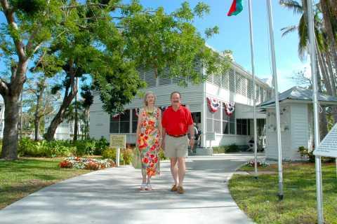 Key West: Piccola Casa Bianca di Truman