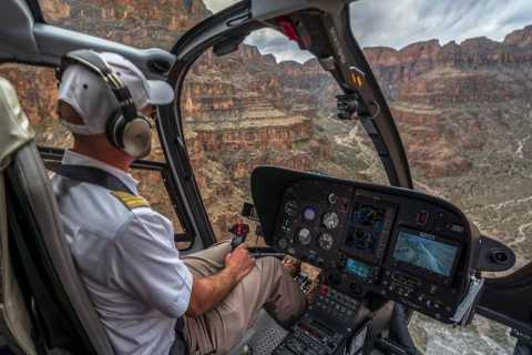 Las Vegas: Grand Canyon West Helicopter Experience
