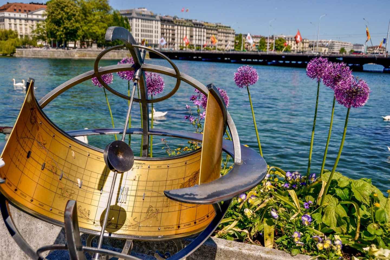 Genf: Die Geheimnisse des Lake Area Discovery Game