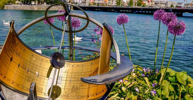 Geneva: the Secrets of the Lake Area Discovery Game