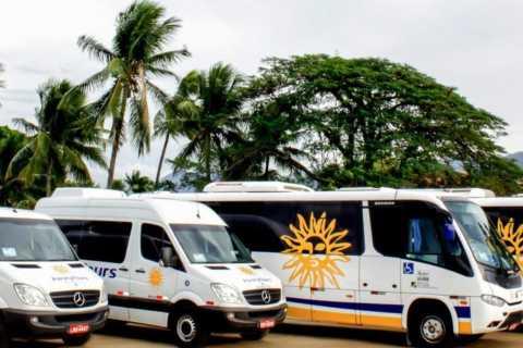 Rio de Janeiro: Shuttle Transfer to Ilha Grande