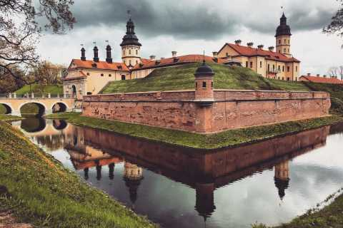 From Minsk: Nesvizh Castle Private Guided Tour
