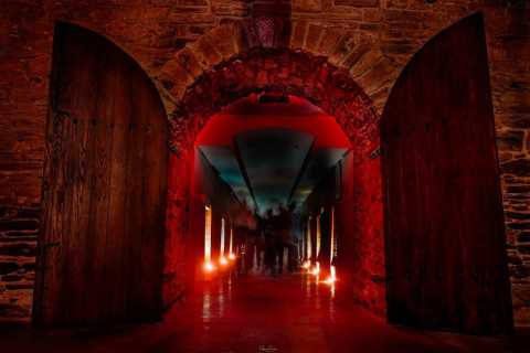 New York City: Catacombs by Candlelight