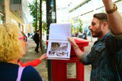 Manchester: Excursão a pé pela cidade guiada