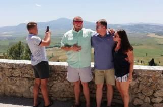 Von Florenz oder Siena: Montepulciano Weintour mit Mittagessen
