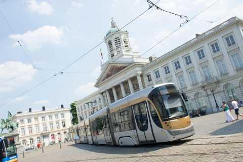 Brussel: City Card met openbaar vervoer van MIVB