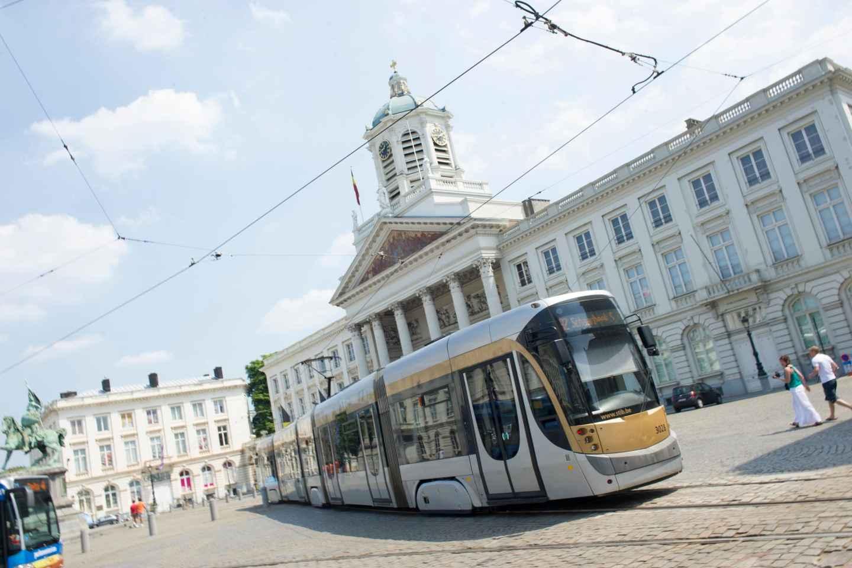 Brüssel: City Card & Nutzung der Verkehrsmittel STIB