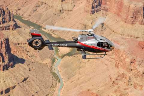 From Las Vegas: Grand Canyon West Tribal Spirit Flight