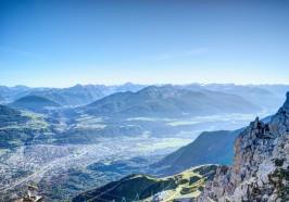 Aktivitäten Innsbruck - Innsbruck: Berg- und Talfahrt mit der Seilbahn