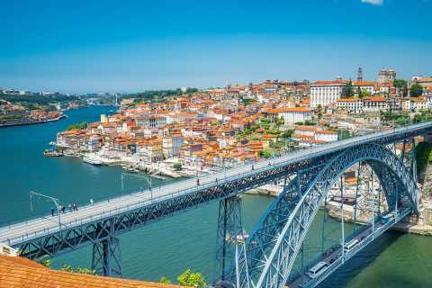Porto: Ribeira Walking Tour