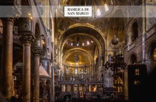 Venedig: Markusdom - Goldene-Basilika-Tour ohne Anstehen