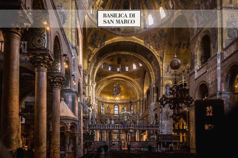 Venedig: Goldene-Basilika-Tour ohne Anstehen