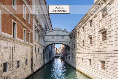 Venezia: Palazzo Ducale con Ponte dei Sospiri