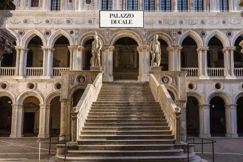 Tour of Doge's Palace and Gondola Ride