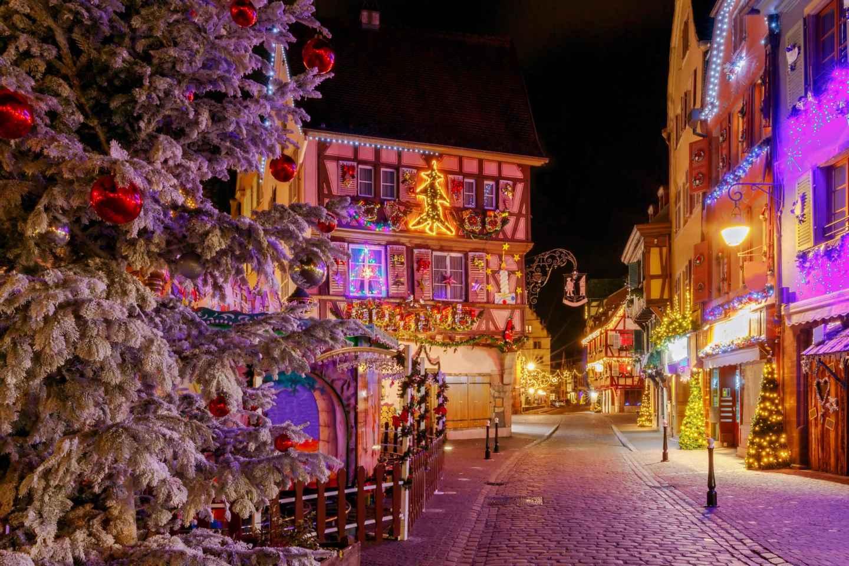 Straßburg: Tour über die Weihnachtsmärkte