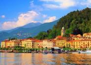 Ab Mailand: Landschaften des Comer Sees und Bootsfahrt