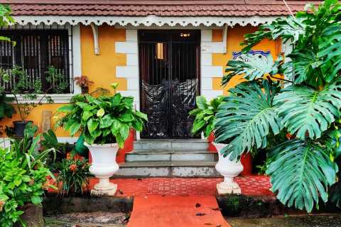 Panaji: Heritage Walk through Goa's Latin Quarter