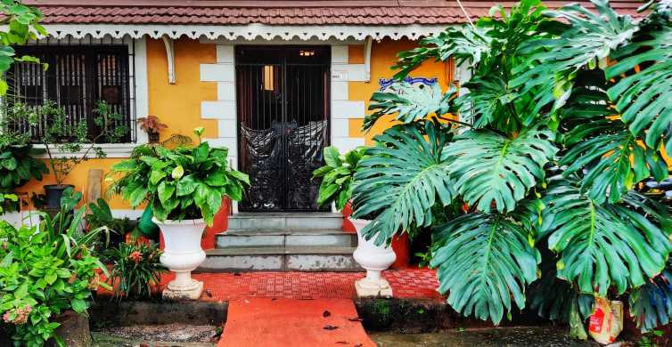 Panaji: Heritage Walk through Goa's Latin Quarter