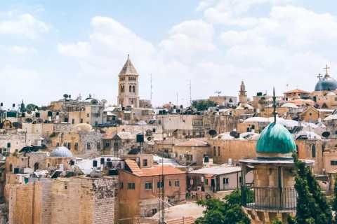 Half-Day Nativity Church and Bethlehem Tour