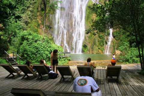 Bonito: Boca da Onça Waterfalls & Trails Tour