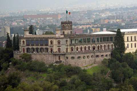 Mexico City: The Stories of Chapultepec Castle Walking Tour