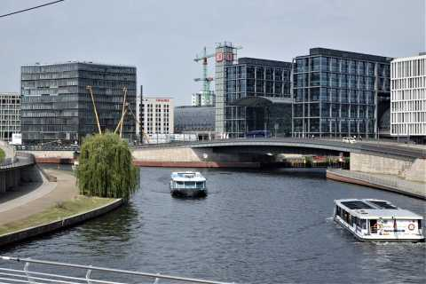 Berlin Combo Package: City Tour & Spree Boat Tour