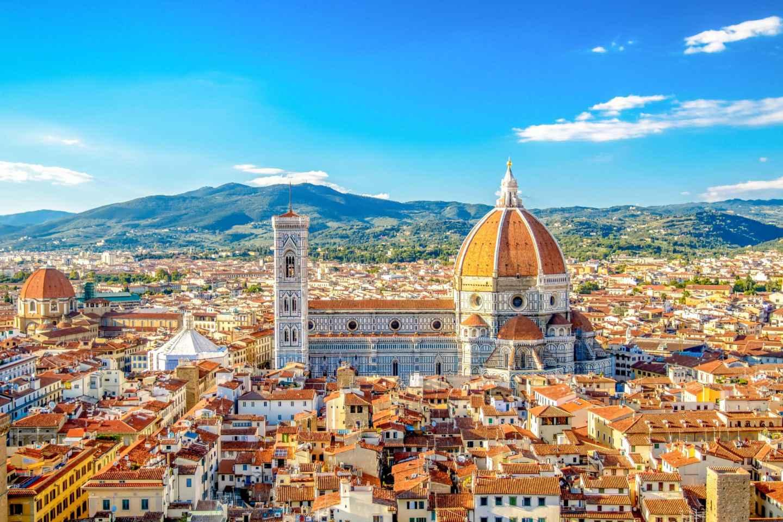 Florenz: Dom-Kleingruppentour mit Zugang zur Kuppel